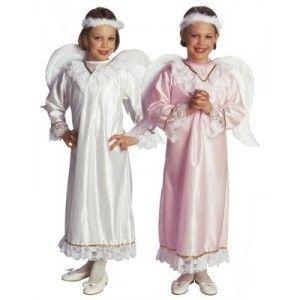 Disfraz angel 3-4 y 4-5 años