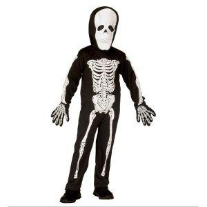 Disfraz esqueleto de 3 a 5 años