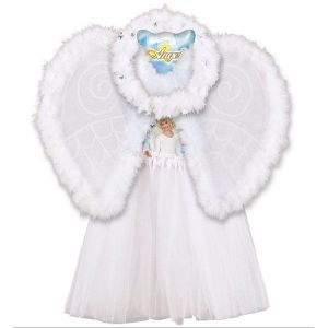 Set angel infantil