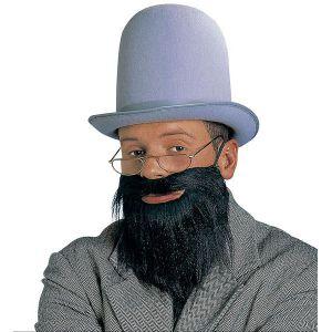 Barba con bigote