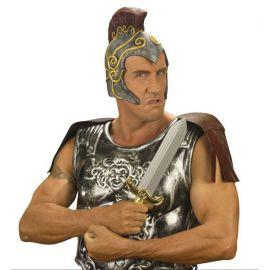 Casco romano goma