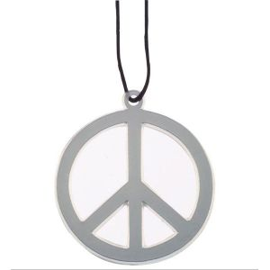 Colgante hippie paz