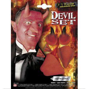 Kit prótesis diablo