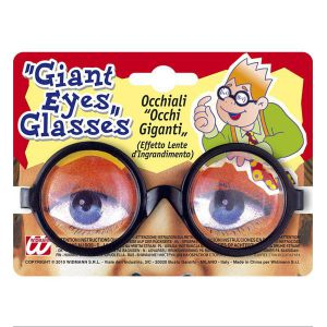 Gafas agranda ojos
