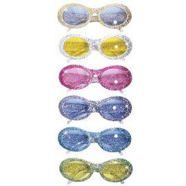 Gafas purpurina surt