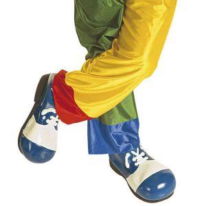 Zapatos payaso colores surt
