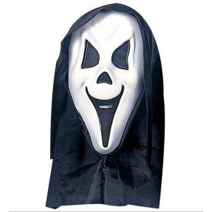 Mascara capucha scream