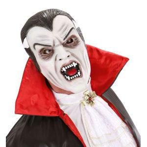 Mascara vampiro con relleno