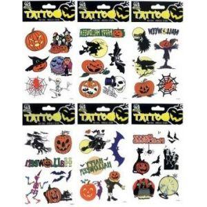 Tatuaje halloween surt