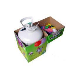 Botella helio desechable 0,42 M3