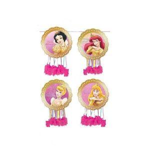 Piñata princesas disney golden 53 cm