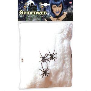 Tela de araña 50 gr. blanca