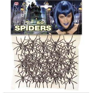 Arañas (pack 50 unid)