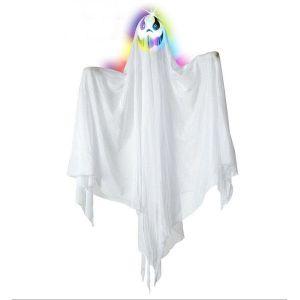Fantasma 90 cm. luz cambiante