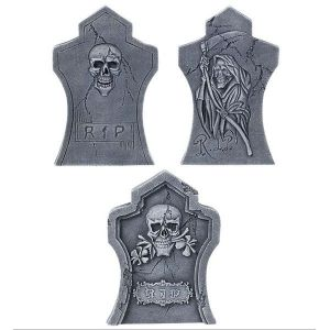 Lapidas 50 cm. (pack 3 uds distintas)