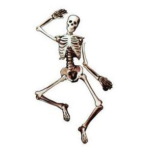 Figura esqueleto articulado