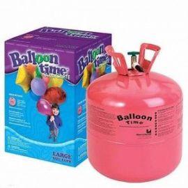 Botella helio desechable 0,25 m3