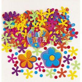 Confetti mix birthday power