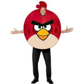 Disfraz angry birds pajaro rojo