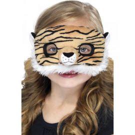 Mascara antifaz peluche tigre