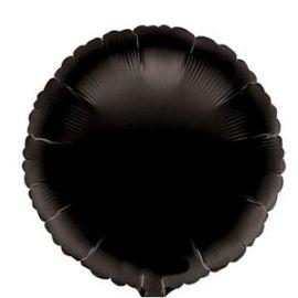Globo helio circulo negro