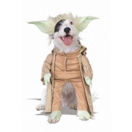 Disfraz yoda para perros