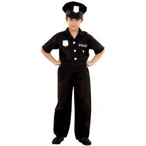 Disfraz policia infantil de 3 a 6 años