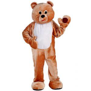 Disfraz oso deluxe adulto