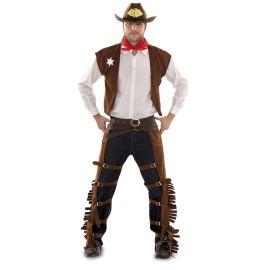 Disfraz vaquero hombre adulto