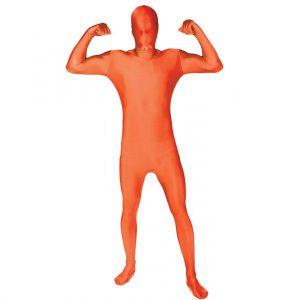 Disfraz morphsuit naranja