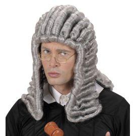 Peluca juez deluxe
