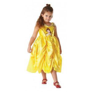 Disfraz bella classic infantil disney
