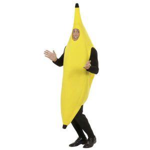 Disfraz plátano adulto (banana)
