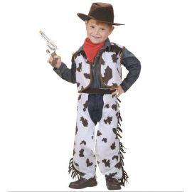 Disfraz vaquero de 1 a 3 a?os
