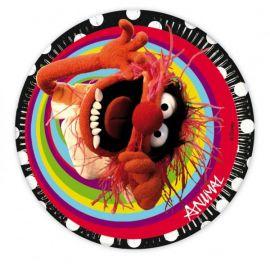 Platos los muppets