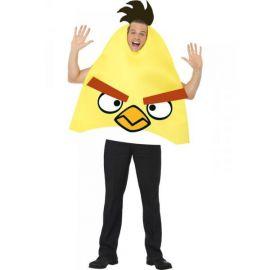Disfraz angry birds pajaro amarillo