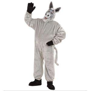 Disfraz burro deluxe