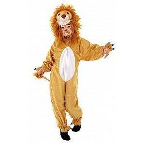 Disfraz leon infantil de 3 a 7 años