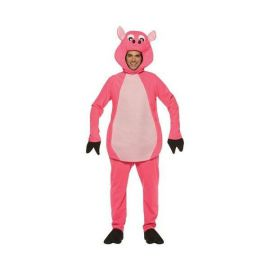Disfraz cerdo divertido adulto