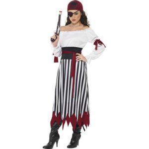 Disfraz piratesa lady