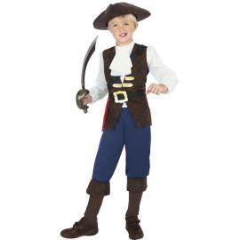 Disfraz pirata jack infantil