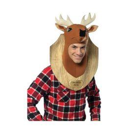 Sombrero cabeza trofeo ciervo