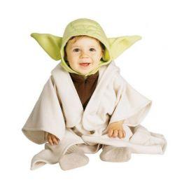 Disfraz bebe yoda de 6 a 12 meses