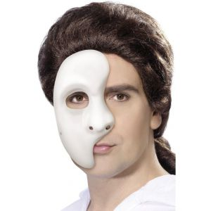 Media mascara fantasma de la opera