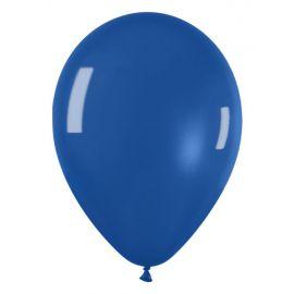 Globo azul cristal
