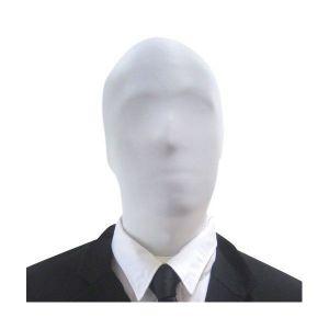 Mascara blanca morphsuits