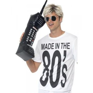 Telefono retro inflable