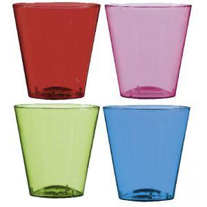 Vasos chupito colores pack 40 und