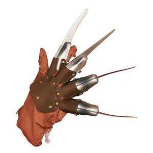 Guantes con cuchillas freddy krueger