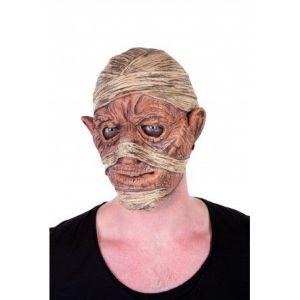 Mascara momia amoldable